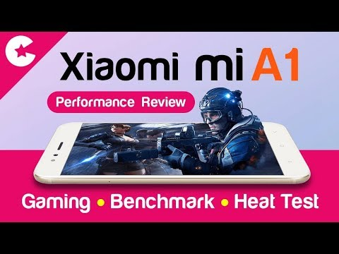 Xiaomi Mi A1 Performance Review - Gaming, Benchmark & Heat Test!