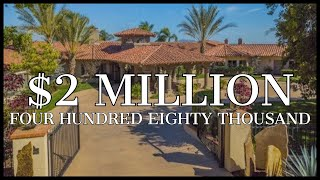 $2,487,000 | Out-of-this-world LUXURY MEDITERRANEAN VILLA! (Visually Inspiring) thumbnail