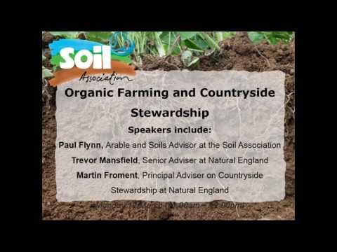 Countryside Stewardship and Organic Farming