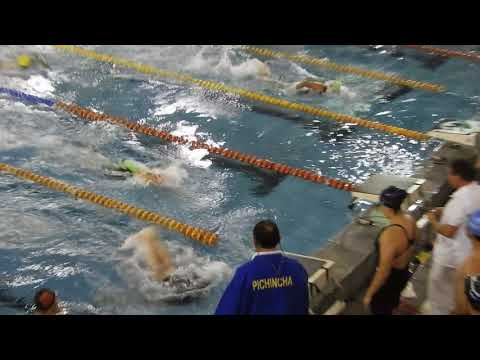 4x100 Relevo Libre Mixto 15&May 1ro CRSF - Torneo Interclubes CRSF 2018