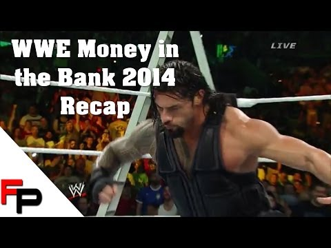 WWE Money in the Bank 2014 Results and Recap