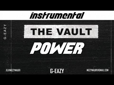 G-Eazy - POWER (INSTRUMENTAL) *reprod*