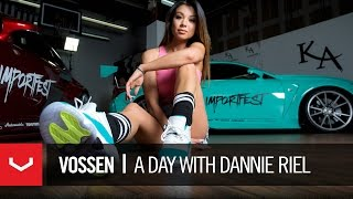 Vossen Spotlight | A Day with Dannie Riel | Kamorra Art Centre
