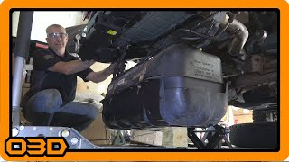 DETAILED Gas Tank Removal and Fuel Line Connectors - Project 2004 Jeep Wrangler TJ