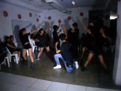 Dance cover de SUNMI-Gashinadel festival lunar.Perù