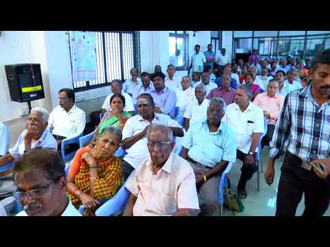 dr s ramasamy explain about eecp treatment in district central library trichy part 1