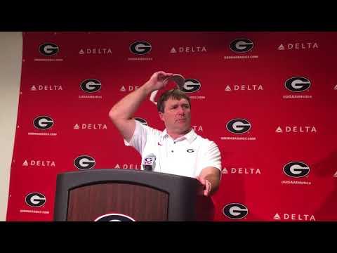 11/4:  KIRBY SMART Post Game vs. South Carolina Part 1