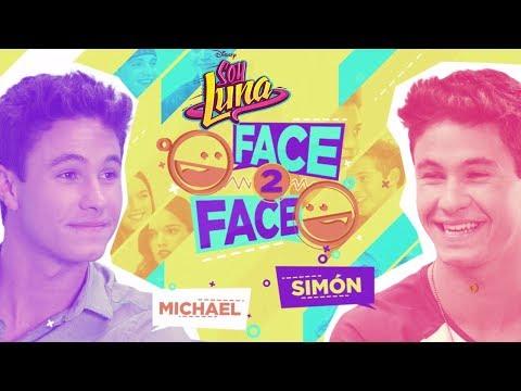 Michael & Simón Face to Face | Soy Luna