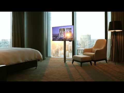Rooms @Amma Rotana - Amman, Jordan