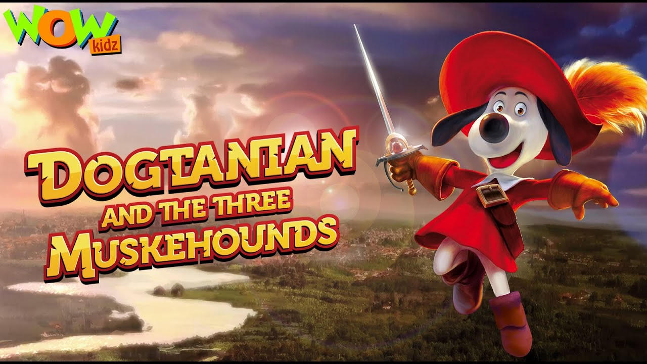 Dogtanian And The Three Muskehounds | Official Trailer | Cosmos Maya |  Wow Kidz