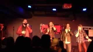Home Free Concert UW-Whitewater 4-8-14
