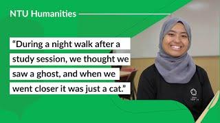 Undergraduate Studies at SoH: Amirah