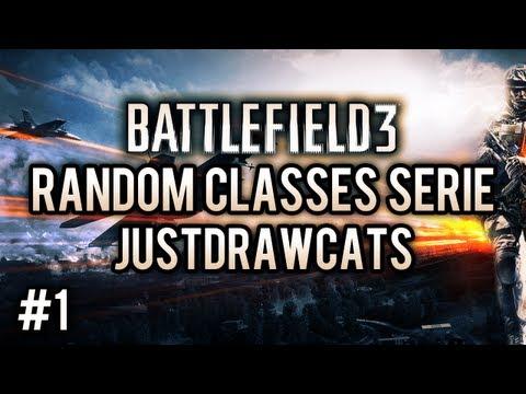 Battlefield 3 [NL] Random Classes - Deel 1 met Inooid [1080p]