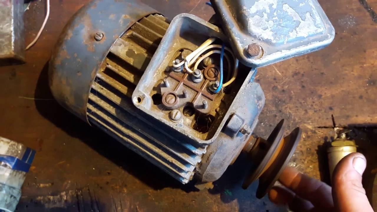 Схема подключения трех фазных двигателей фото 561