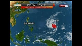 BT: Weather update as of 12:16 p.m. (February 23, 2019)