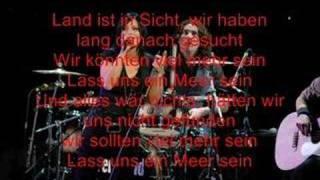 Silbermond-Meer sein [Karaoke/Instrumental]