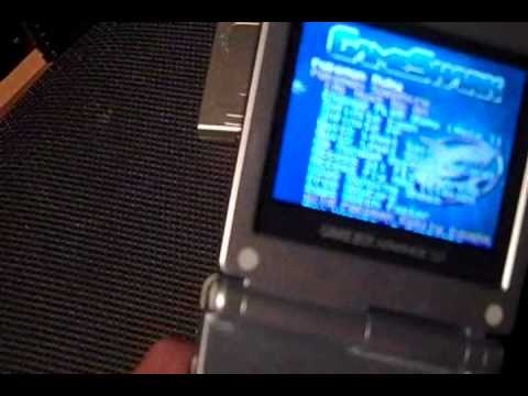 How To Use The GBA Gameshark