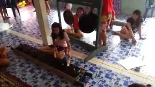 Tabuh Iban Practice- Gawai Ng. Linggah, Julau.