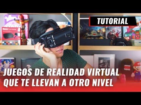 5 juegos para disfrutar del Samsung Gear VR