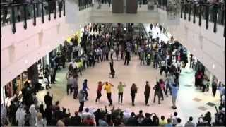 FLASHMOB DOHA CITYCENTER