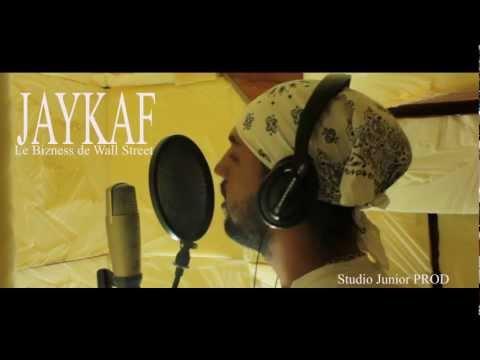 Jaykaf - Le Bizness de Wall Street en studio.avi