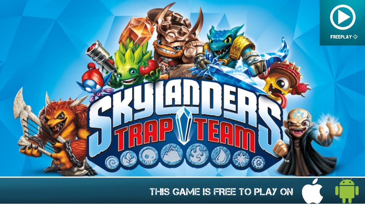 Uncategorized Free Skylanders Game skylanders trap team free on android ios hd gameplay youtube gameplay