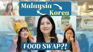 Finding Malaysian Food in Korea vs. Korean Food in Malaysia!