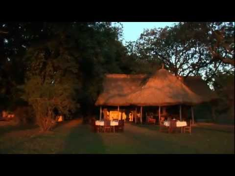 Tafika Camp Overview - Zambia