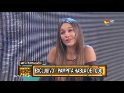 Pampita rompió el silencio: Obvio que me dolía cuando me decían Muqui