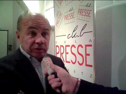 Metz club de la Presse Association  des opérés du Dr. Roux