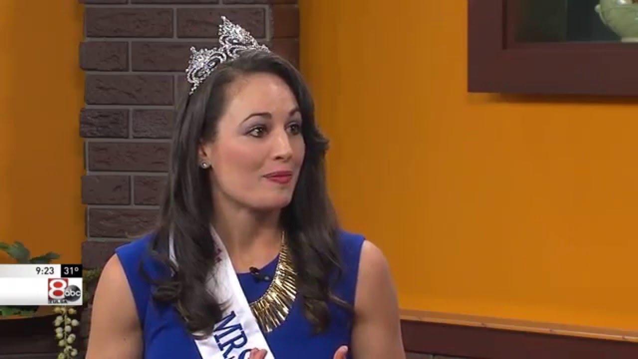 Mrs. Tulsa County | Good Day Tulsa | Vanessa Clark - YouTube