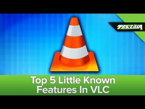 Top 5 Little Known But Super Useful VLC Features!