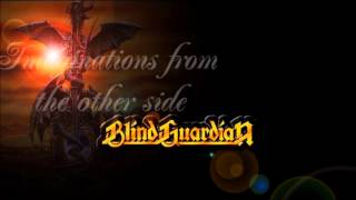 Blind Guardian - Imaginations from the Other Side [Lyrics]