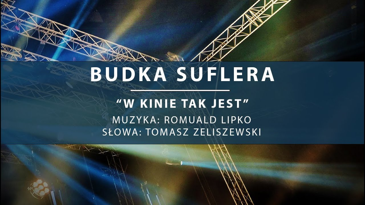 Budka Suflera - W kinie tak jest (Lyric Video)