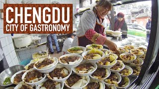 Sweet Water Noodle Showdown // Chengdu: City of Gastronomy 20