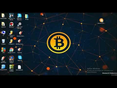 الدرس 1 : شرح إنشاء محفظة Bitcoin على حاسوبك Bitcoin Core