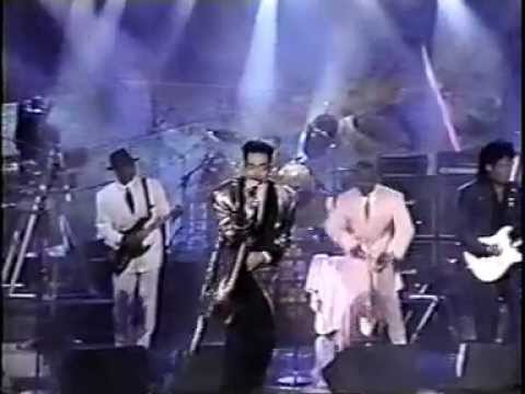 The Time - Chocolate (Live On The Arsenio Hall Show)