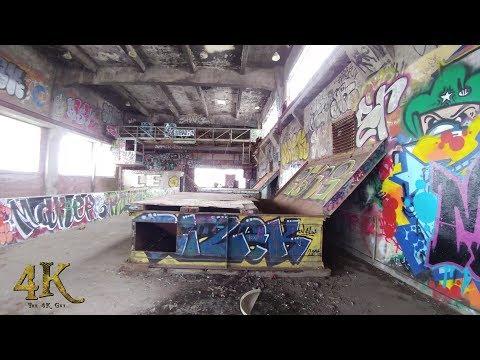 Montréal Urbex: Visite de l'incinérateur Dickson / Tour of the Dickson incinerator