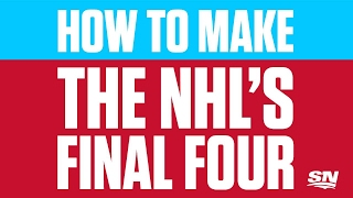 How to make the NHL's final four thumbnail