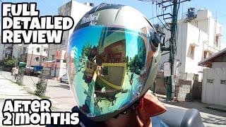 d0d704e4 How To Change Visor Of Steel Bird Sba 2 Helmet