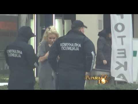 Nataša Bekvalac ljubila komunalnog policajca da joj oprosti kaznu