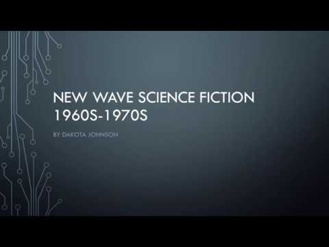 New Wave Science Fiction