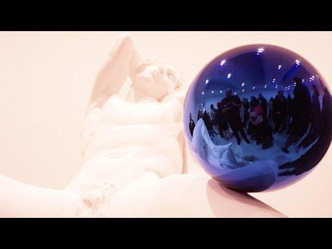 Jeff Koons   Gazing Balls at Zwirner Gallery, NYC
