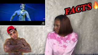 Kevin Gates - Facts (Official Music Video) Reaction🔥