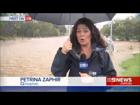 Severe Weather Report - 9 GC News -  23 January 2015