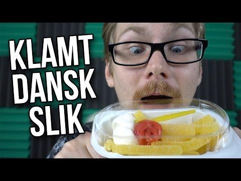 MAD SOM SLIK? | KLAMT DANSK SLIK