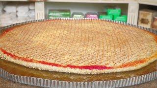 Le halva, gâteau sucré et épicé d'Azerbaïdjan