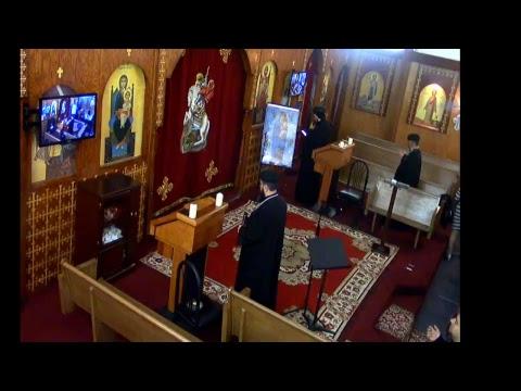 Kiahk Sermon Week1 w/ His Grace Bishop Youssef 12/10/17