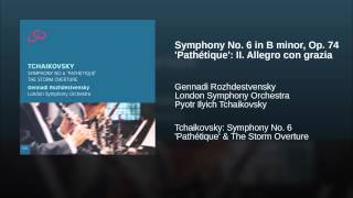 Symphony No. 6 in B minor, Op. 74