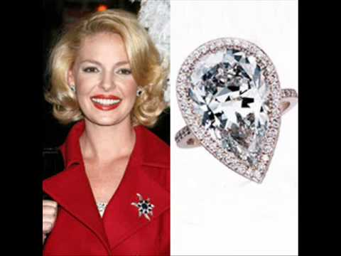 Celebrity Katherine Heigls Engagement Ring YouTube